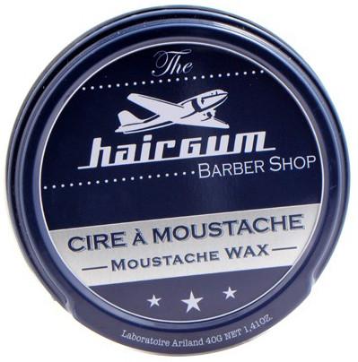 Hairgum Moustache Wax - Bartwax