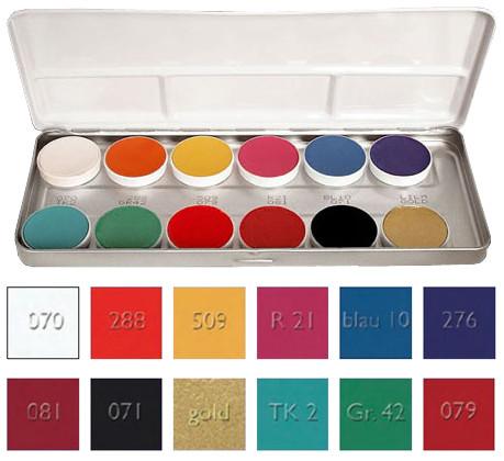 Supra Color Palette FP 12er