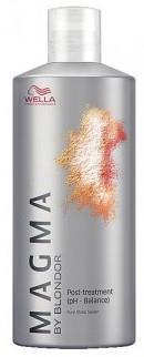 Magma Post Treatment