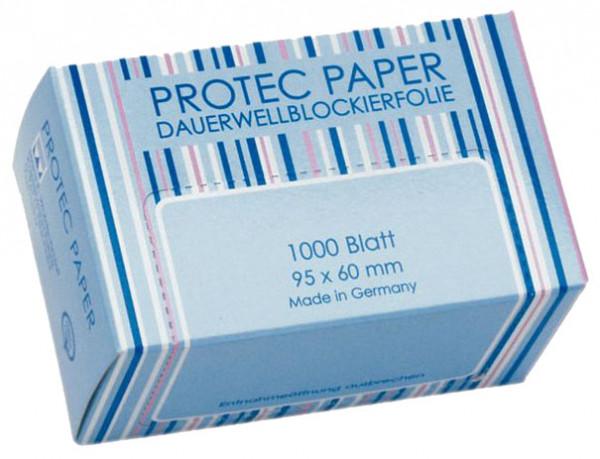 DW-Blockierpapier Protecpaper
