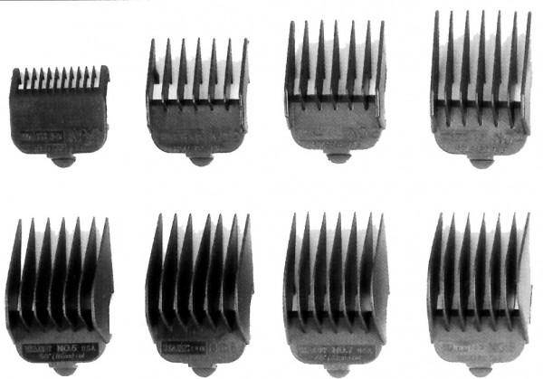 Wahl Aufsatz 2 - 6mm