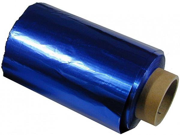 Alufolie blau 12cm x 150m, 15µm