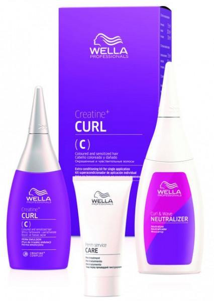 Wella DW Curl Creatine+ C/S Set