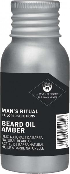 Dear Beard Bartöl Amber