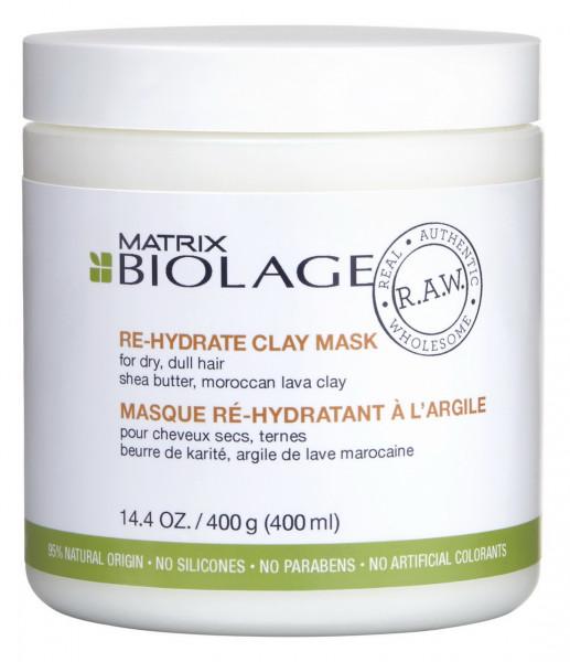 Biolage RAW Re-Hydrate Maske