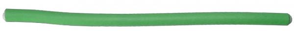 Papilotten 8mm grün