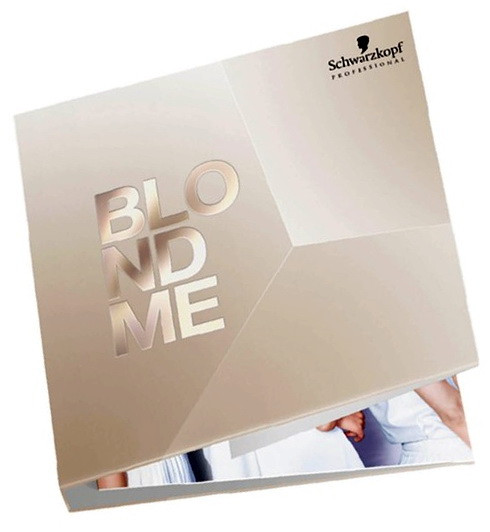 Farbkarte BlondMe