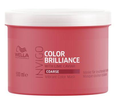 Invigo Color Maske Coarse - kräftiges Haar