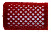 Samtwickler 40 mm rot groß