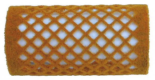 Samtwickler 32 mm gelb groß