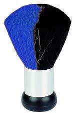 Pinsel 001a Nackenpinsel blau-schwarz
