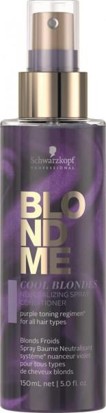 BlondMe Cool Blondes - Neutralizing Spray Cond.