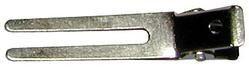 Clipse Metall 2-schenklig