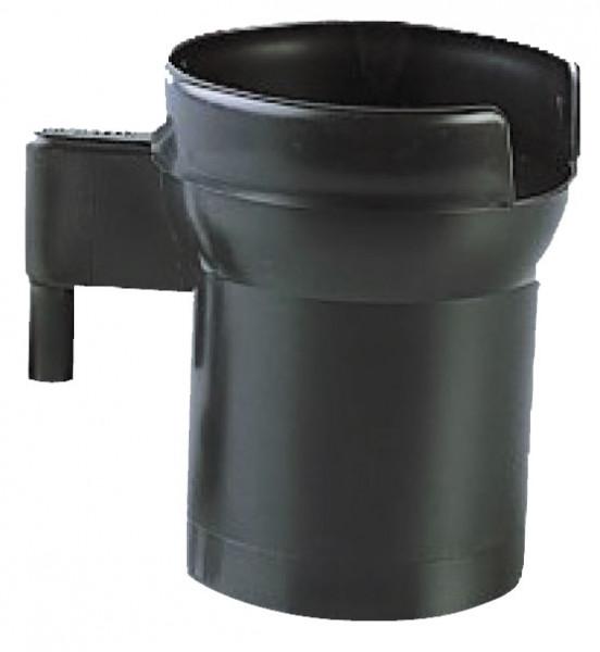 Wicklerboy Fönhalter Kunststoff schwarz