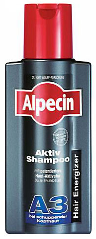 Alpecin Aktiv Shampoo S -A3