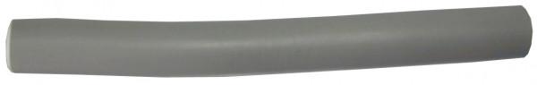 Papilotten 19mm grau