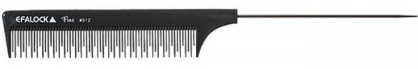 Kamm Fine 512 - Nadelstielkamm toupier 205mm