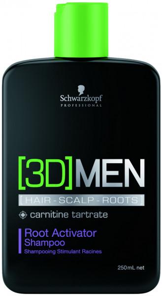 3D Men Shampoo Aktiv