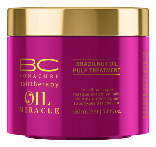 BC Oil Miracle Brazilnut Maske