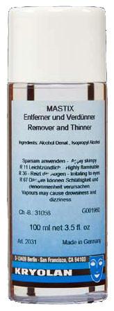 Mastix Entferner