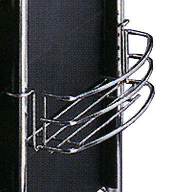 Wicklerboy Seitenanhänger Metall chrom