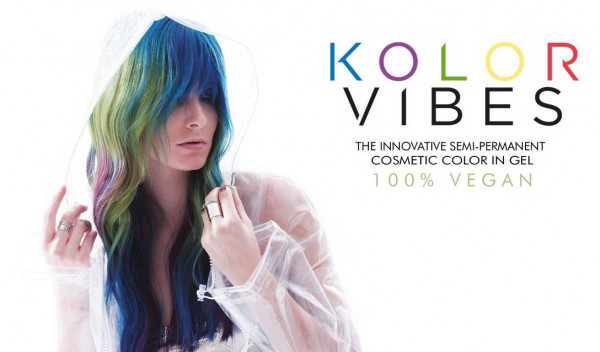 Inebrya Kolor Vibes Farbkarte 10 Nuancen