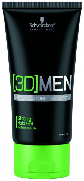 3D Men Gel strong hold