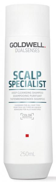 Duals Scalp Deep Cleansing Shampoo
