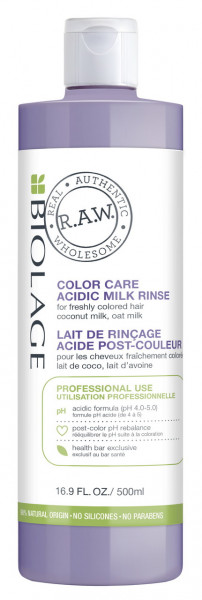 Biolage RAW Color Milk Rinse