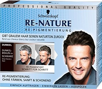 Re Nature Creme Herren dunkel